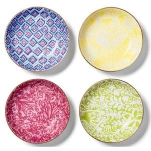 Lilly Pulitzer for Target 2019 XXO 4 FRUIT BOWLS